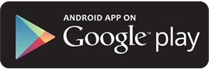 Google Play Store icon - get app on the Google App Store