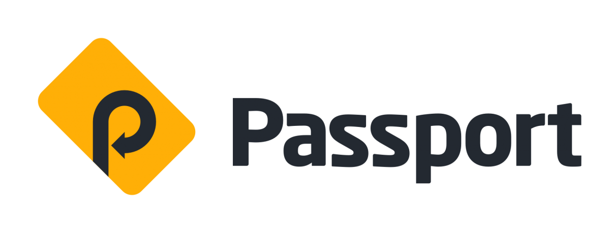 Passport mobile payment logo